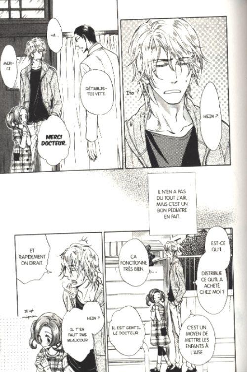 Hide and seek T1, manga chez Taïfu comics de Sakuragi