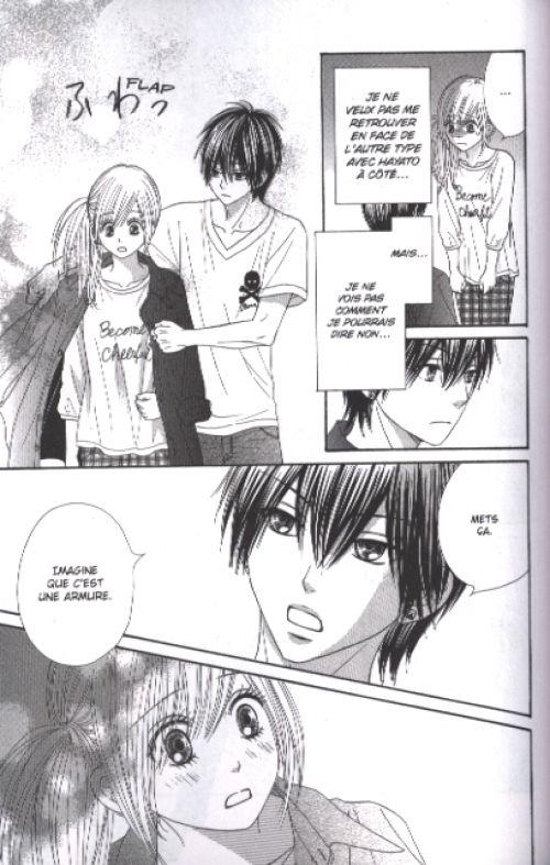Forever my love T6, manga chez Soleil de Kawakami