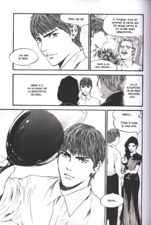 Les gouttes de Dieu T38, manga chez Glénat de Agi, Okimoto