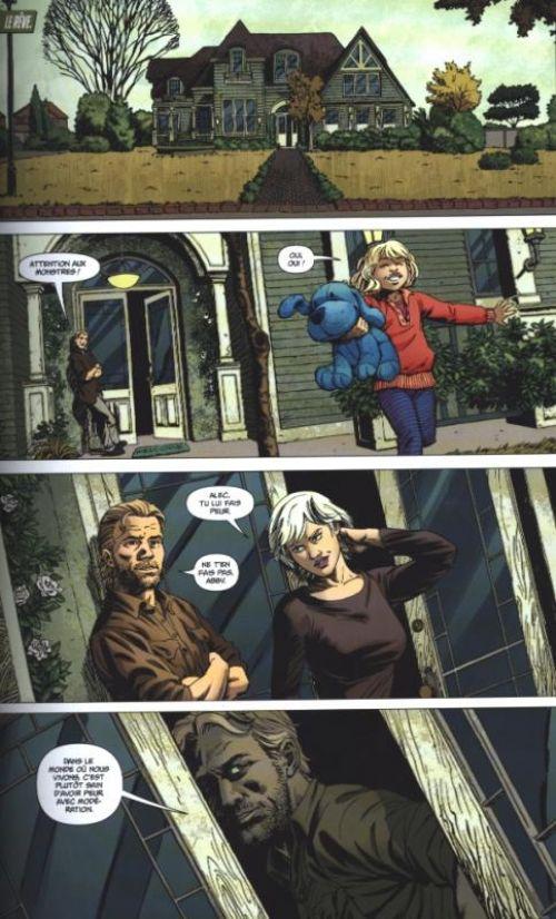 Le règne de Swamp Thing T1 : La guerre des Avatars (0), comics chez Urban Comics de Soule, Pina, Lapham, Saiz, Bressan, Kano, Wilson