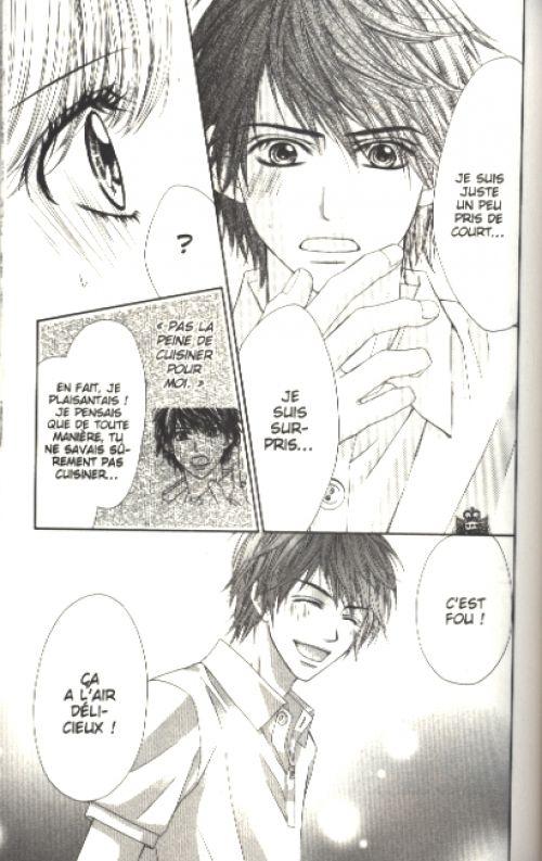 Mariés mais pas trop  T2, manga chez Panini Comics de Kanan
