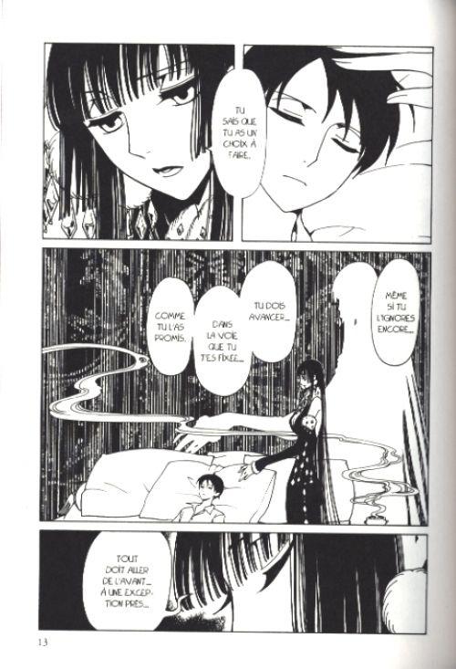 XXX Holic Rei T3, manga chez Pika de Clamp