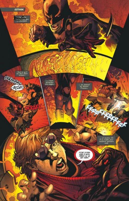 Batman et Robin T3 : Batman impossible (0), comics chez Urban Comics de Tomasi, Gleason, Syaf, Kalisz, Kubert