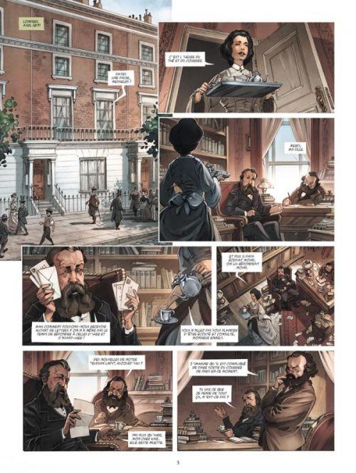Communardes ! T2 : L'Aristocrate fantôme (0), bd chez Vents d'Ouest de Lupano, Jean