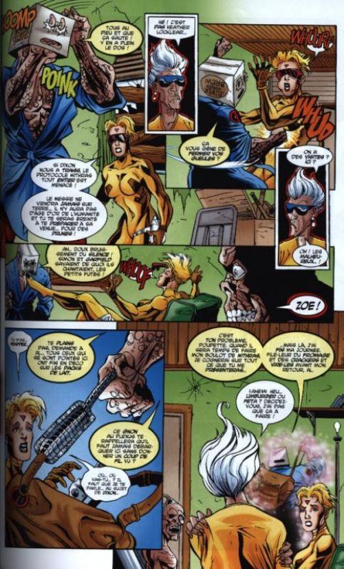 Deadpool (vol.3) T3 : Baiser fatal (0), comics chez Panini Comics de Kelly, Felder, Woods, Labat, McDaniel, Williams, Harris, Brown, Sotomayor, Digital Chameleon, Blanchard, Hicks