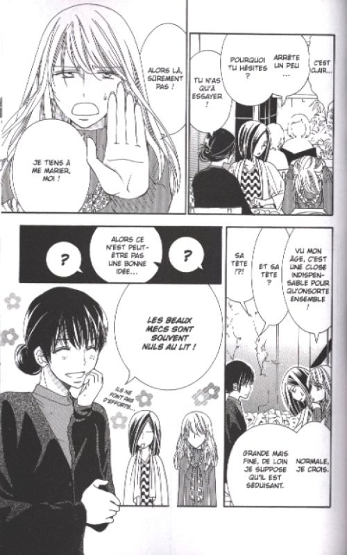 Mariage mode d'emploi T2, manga chez Soleil de Fujii