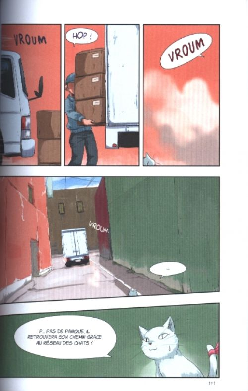 Roji ! T6, manga chez Ki-oon de Kotobuki