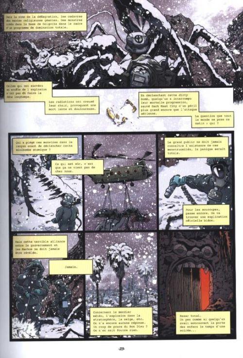 Mutafukaz T5 : V (0), comics chez Ankama de Run