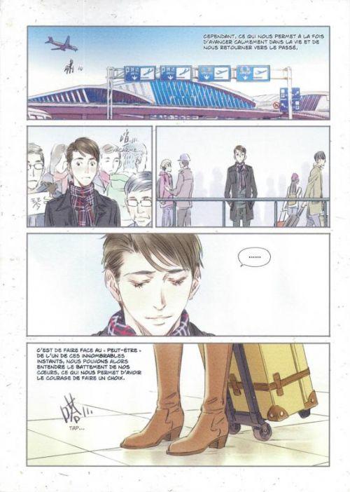 That moment maybe, manga chez Kotoji de Chocolate