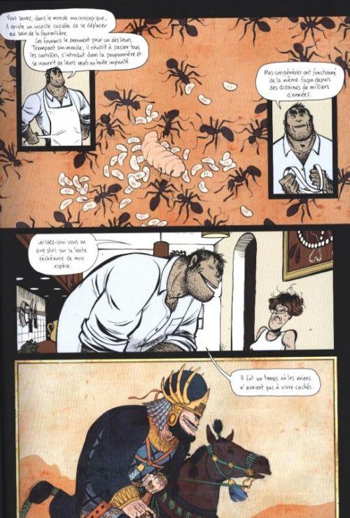 Un  homme de goût T2 : Deuxième service (0), bd chez Ankama de El diablo, Cha