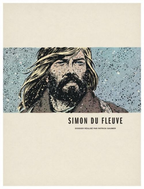 Simon du fleuve T1, bd chez Le Lombard de Auclair