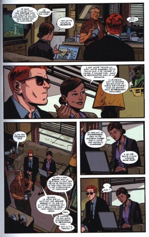 Daredevil (vol.4) T3 : Épiés de toute part (0), comics chez Panini Comics de Waid, Samnee, Wilson