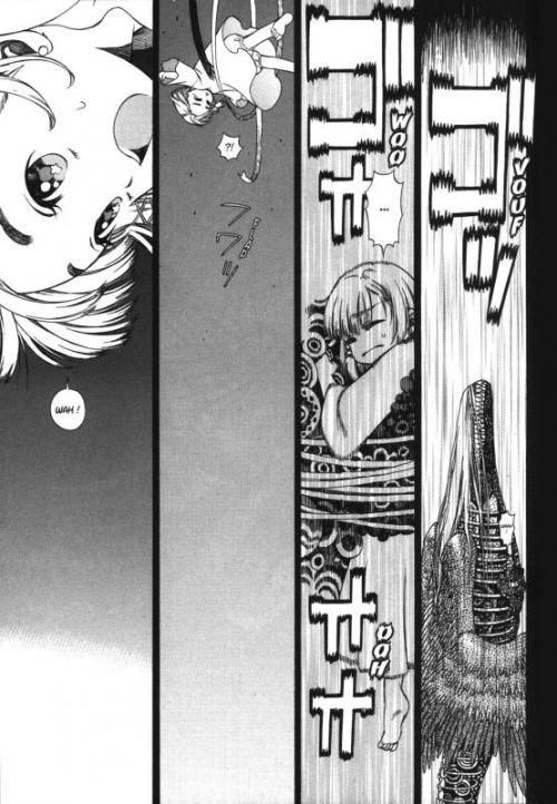 Sorcière et ténèbres T1, manga chez Komikku éditions de Nagakura
