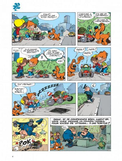 Boule et Bill T36 : Flair de cocker (0), bd chez Dargaud de Cric, Veys, Verron, Ducasse, Ducasse