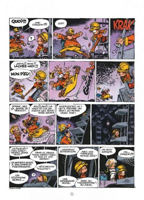 Le petit Spirou T17 : Tout le monde te regarde ! (0), bd chez Dupuis de Tome, Janry, de Becker