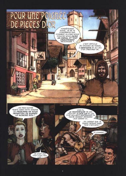 Orgies barbares T3, bd chez Tabou de Hartmann