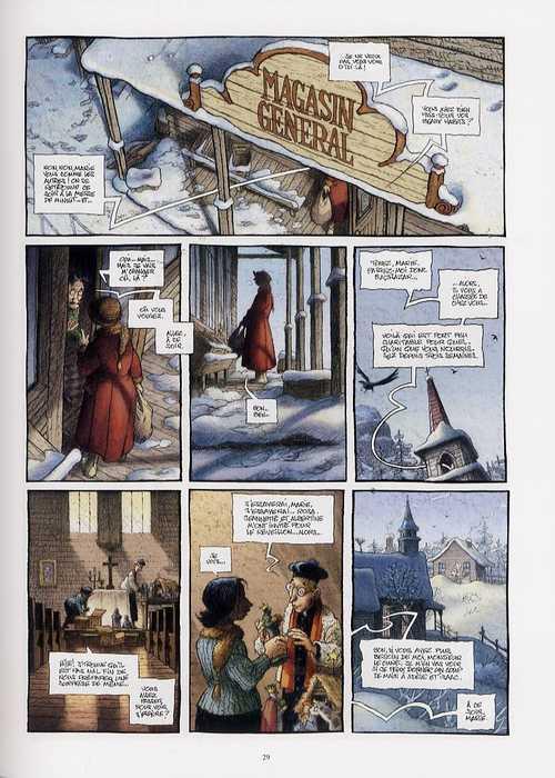 Magasin général T2 : Serge (0), bd chez Casterman de Loisel, Tripp, Lapierre