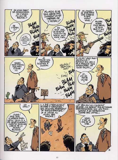 Mister President T3 : Time machine (0), bd chez Le Lombard de Clarke, Ngam