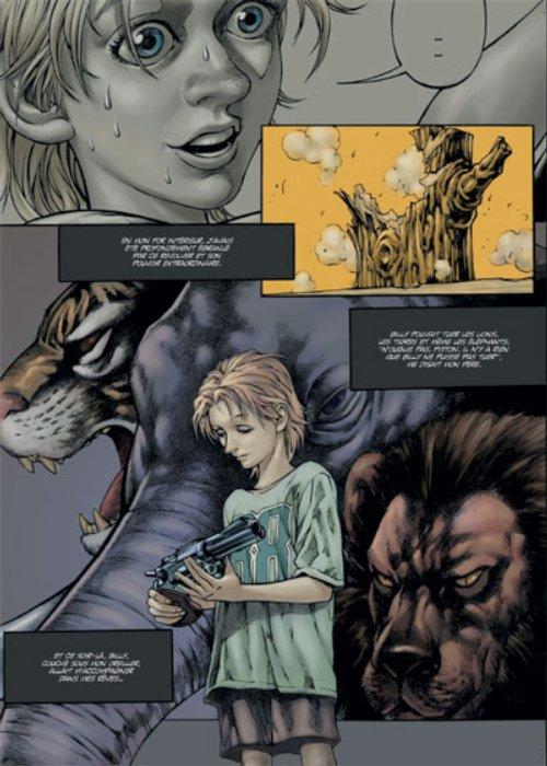 Au fond du rêve, manga chez Xiao Pan de Zhang