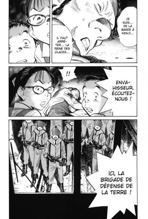20th Century Boys – Edition deluxe, T9, manga chez Panini Comics de Urasawa