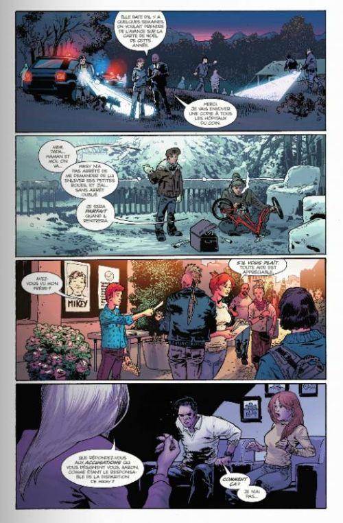 Birthright T1 : Le retour (0), comics chez Delcourt de Williamson, Bressan, Lucas