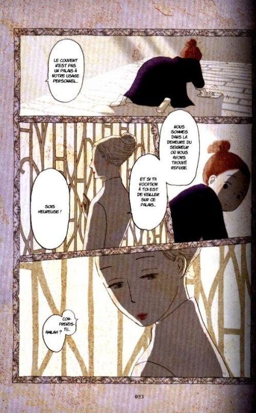Ritournelle, manga chez Komikku éditions de Ikebe