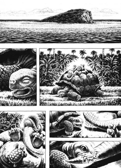Gon T2, manga chez Pika de Tanaka