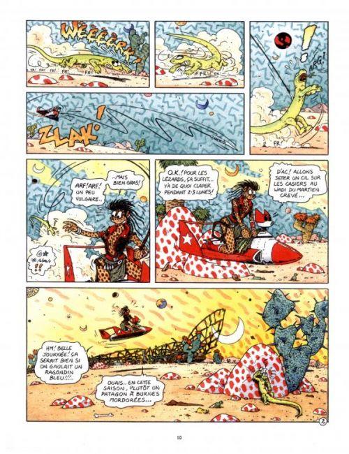 Gazoline, bd chez Les Requins Marteaux de Jano