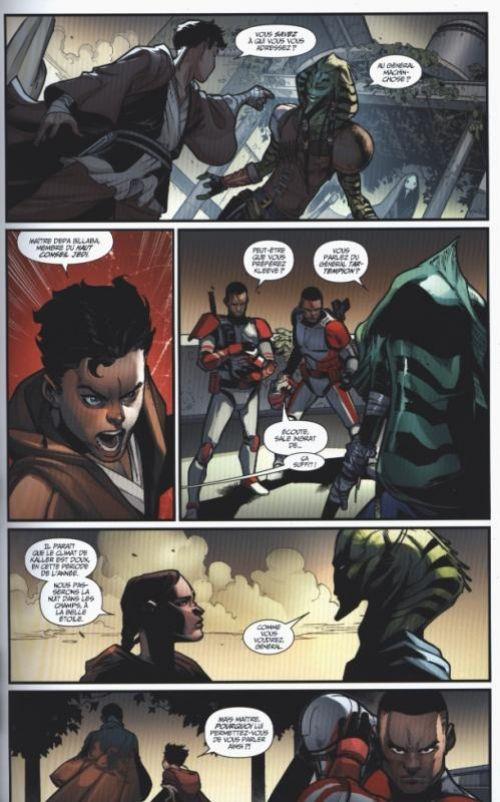 Kanan T1 : Le dernier padawan (0), comics chez Panini Comics de Weisman, Camagni, Larraz, Curiel, Brooks