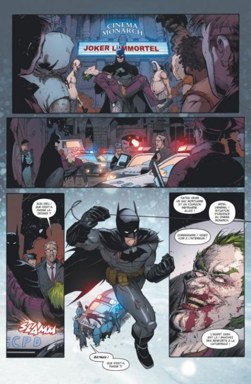 Batman Arkham Knight T1 : Les origines (0), comics chez Urban Comics de Tomasi, Bogdanovic, Rocha, Guara, Rauch, Dalhouse, Shannon, Panosian