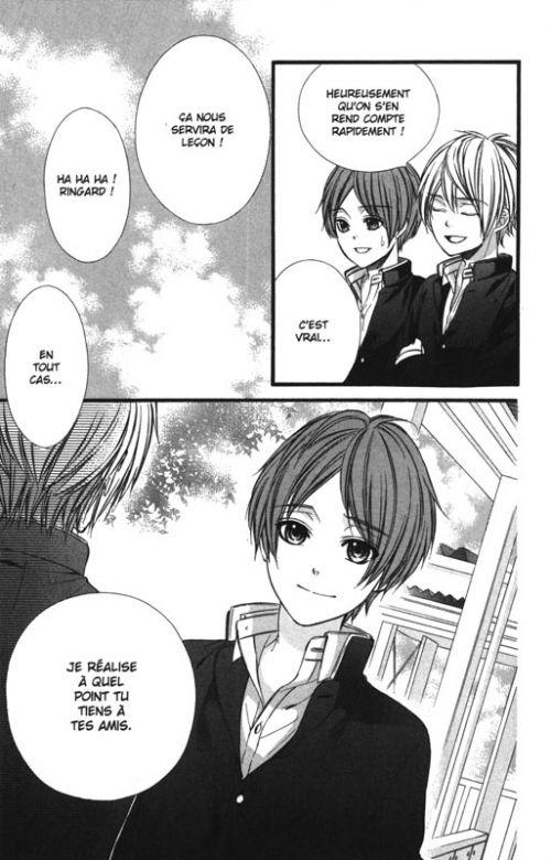 He is a beast  T9, manga chez Soleil de Aikawa