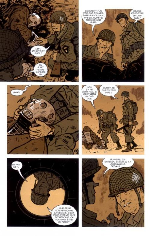 Sledgehammer 44, comics chez Delcourt de Mignola, Arcudi, Severin, Latour, Campbell, Stewart