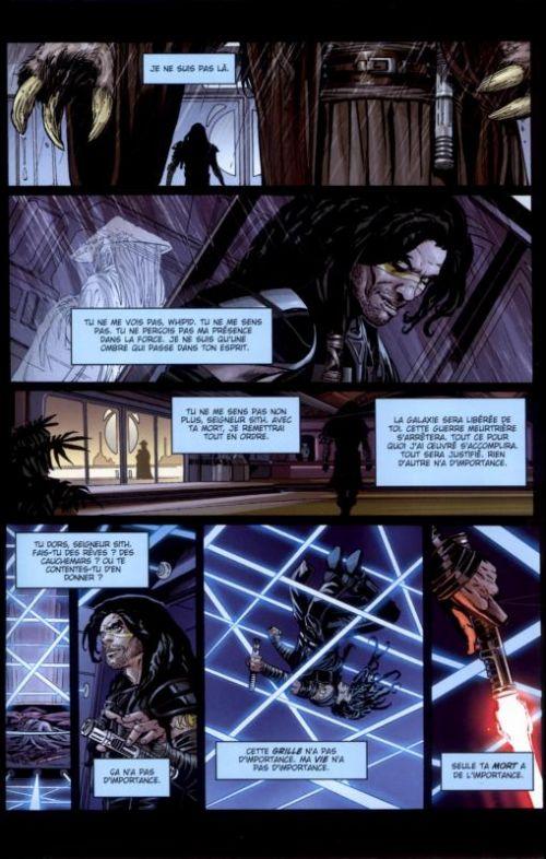 Star Wars - Clone Wars T4 : Lumières et ténèbres (0), comics chez Delcourt de Ostrander, Duursema, Anderson, Wayne, Giorello