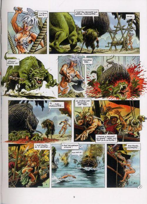 Lanfeust et les mondes de Troy T35 : Les Guerrières de Troy - Yquem le généreux (0), bd chez Hachette de Melanÿn, Arleston, Dany, Mourier