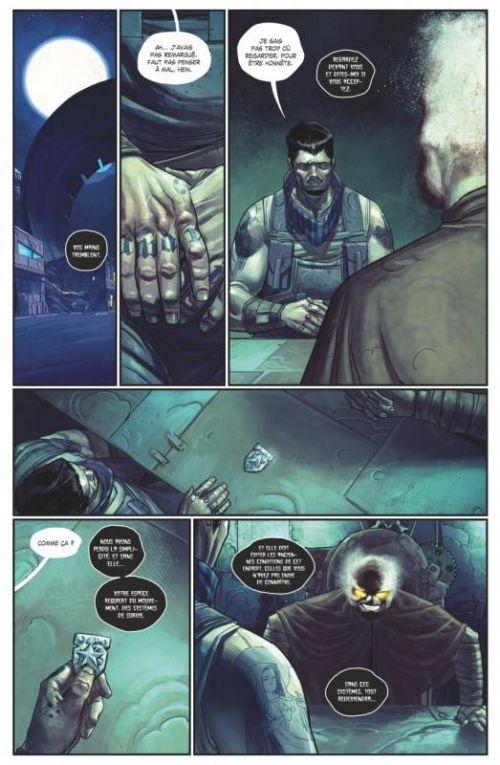 Drifter T2 : Veillée (0), comics chez Glénat de Brandon, Klein