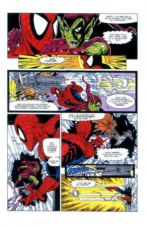 The Amazing Spider-Man par Todd McFarlane T1, comics chez Panini Comics de Michelinie, McFarlane, Cohen, Jackson, Sharen, Stein, Wright