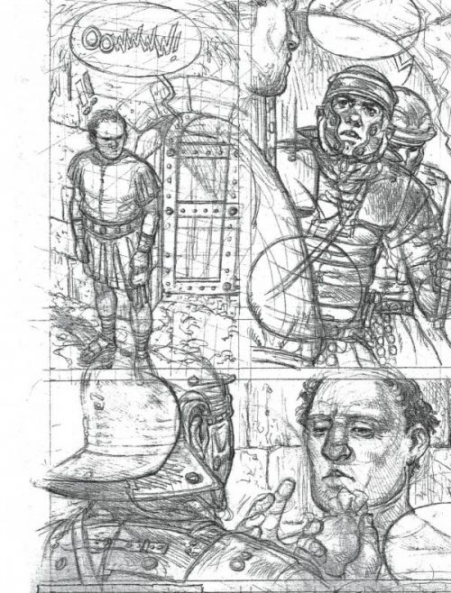 Murena : Artbook (0), bd chez Dargaud de Dufaux, Delaby