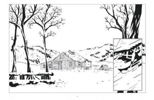 Polar T1 : Venu du froid (0), comics chez Glénat de Santos