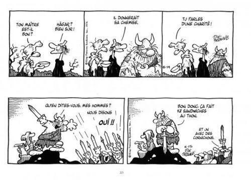 Hägar Dünor T1, comics chez Urban Comics de Browne