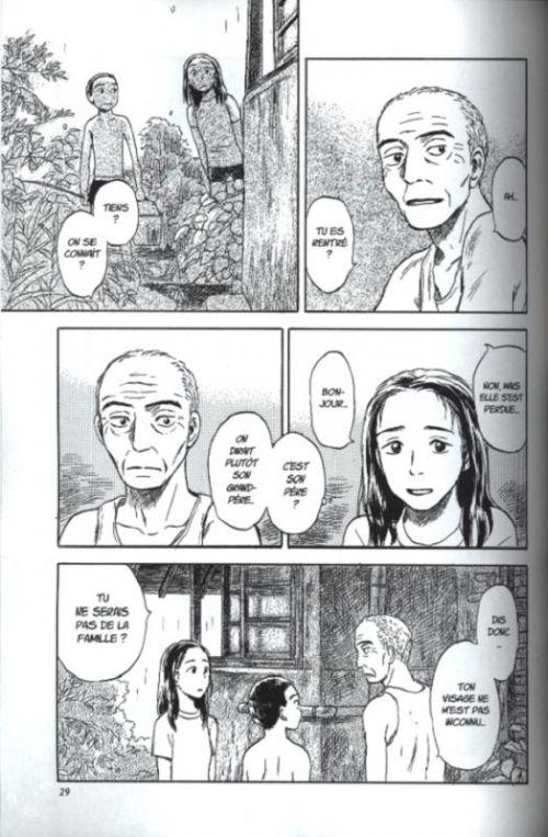 Underwater - le village immergé  T1, manga chez Ki-oon de Urushibara