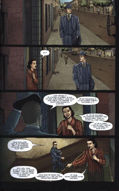 Providence T1 : La peur qui rôde (0), comics chez Panini Comics de Moore, Burrows, Rodriguez