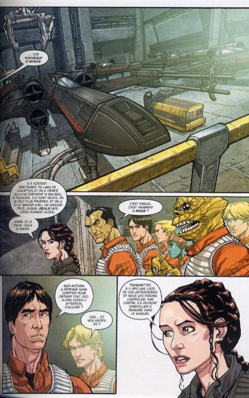 Star Wars Légendes T54 : Star Wars - Dans l'ombre de Yavin (0), comics chez Hachette de Wood, Odagawa, d' Anda, Eltaeb, Ross
