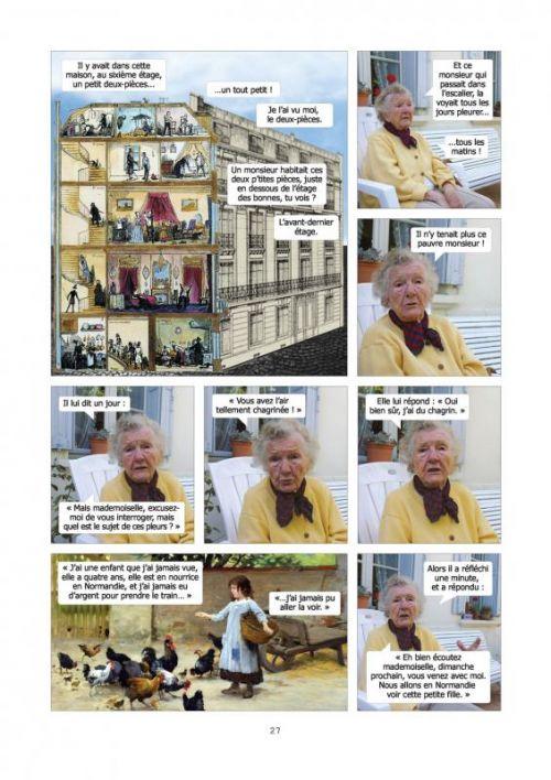 Pauline à Paris, bd chez Flblb de