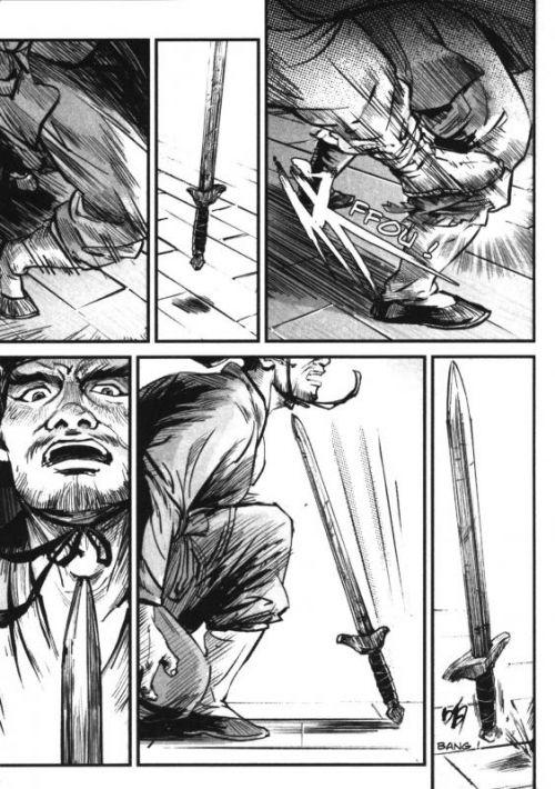 Blood & steel  T5, manga chez Kotoji de Ip, Unicorn studios, Lee