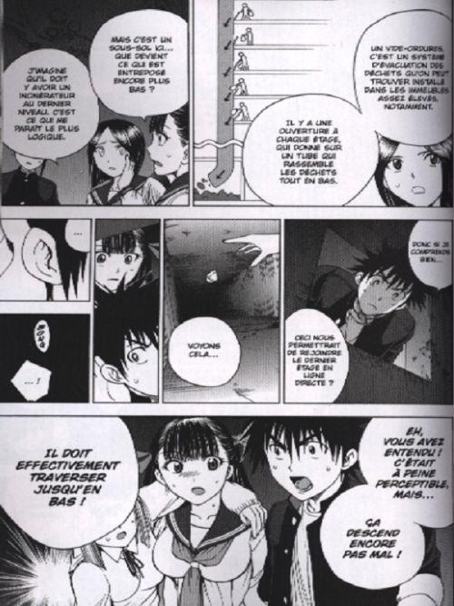 Cage of eden T15, manga chez Soleil de Yamada