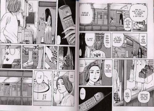La dame de la chambre close, manga chez Glénat de Mochizuki
