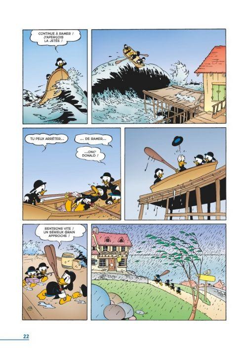 La Dynastie Donald Duck T19 : 1942 / 1944 - L'Anneau de la momie et autres histoires (0), comics chez Glénat de Barks