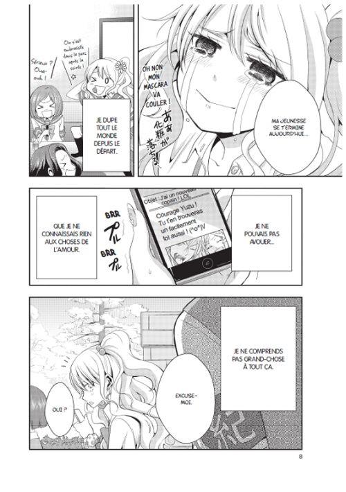 Citrus T1, manga chez Taïfu comics de Saburouta