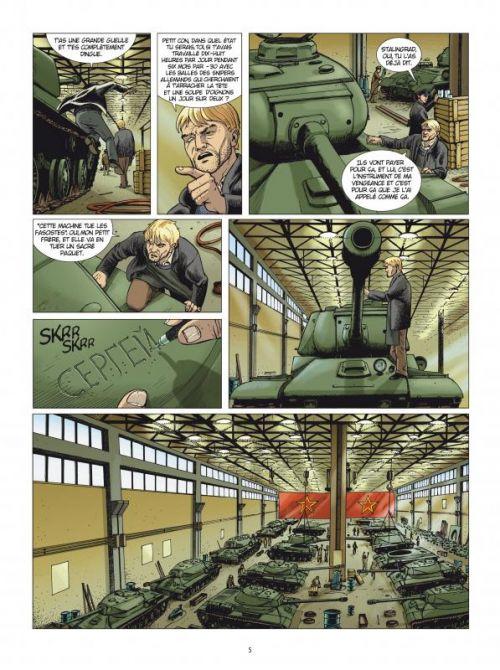 Machines de guerre T1 : Cette machine tue les fascistes (0), bd chez Delcourt de Pécau, Mavric, Smulkowski