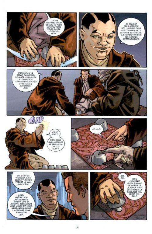 Star Wars - L'Ordre Jedi T2 : Actes de guerre (0), comics chez Delcourt de Stradley, Fabbri, McCaig, Beck